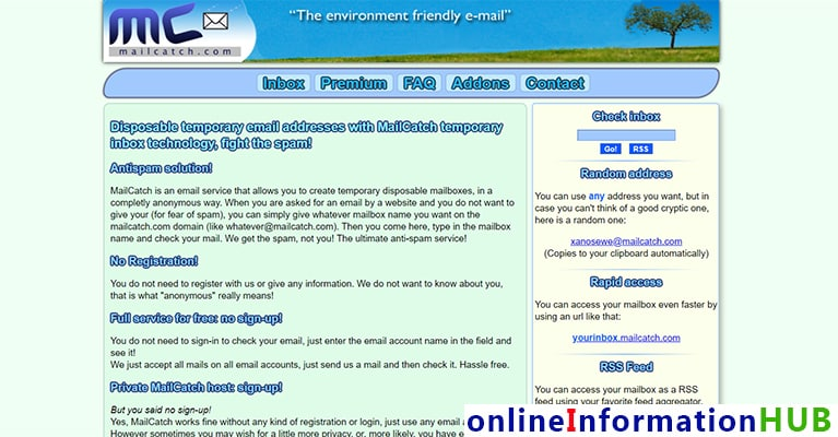 Best Fake Email Generators – Free Temporary Email