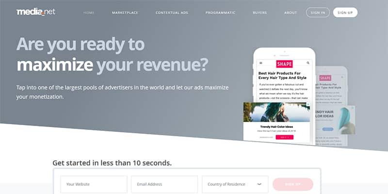 13 Best High Paying Google Adsense Alternatives
