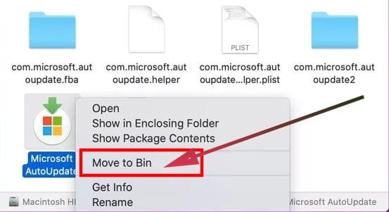 Remove Microsoft AutoUpdate From Mac Device